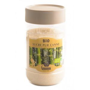 Sucre blond bio pure canne