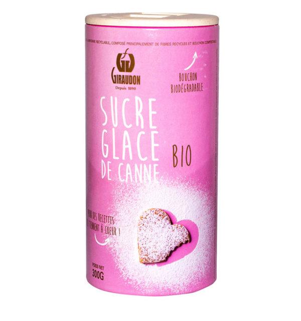 Saupoudreur sucre glace bio 300G 1