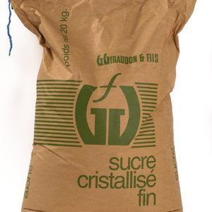 Sucre cristallise n°2