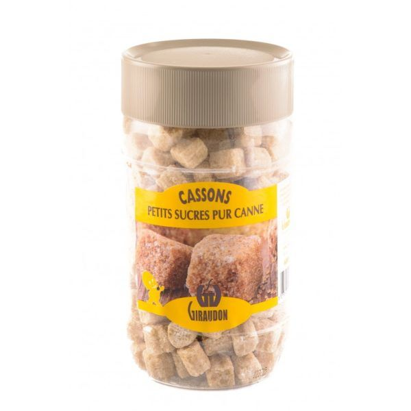 Roux brut pure canne 1