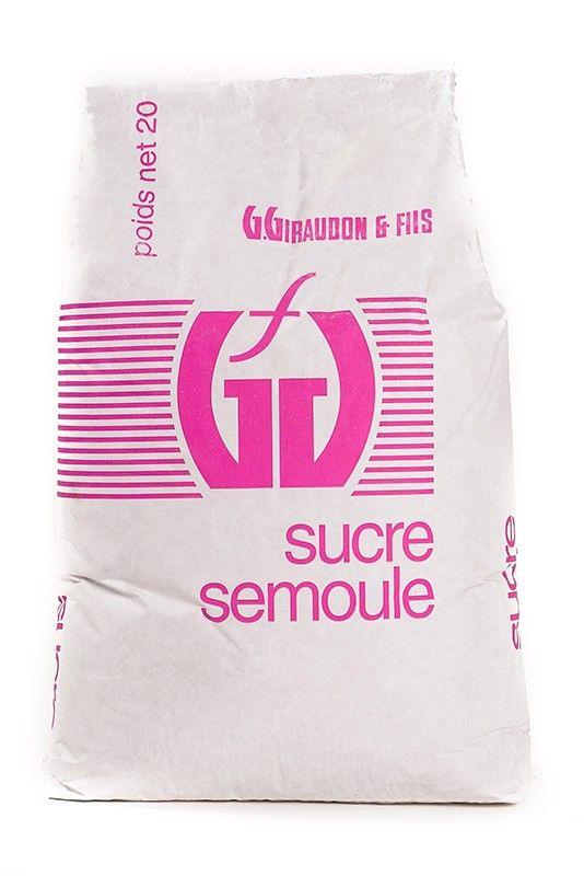 Sucre semoule