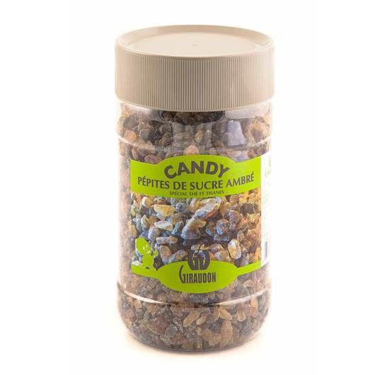 Sucre Candy Ambré 1